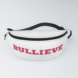 Chicago Basketball Fanny Pack