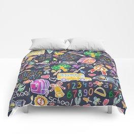 School teacher #9 Comforters