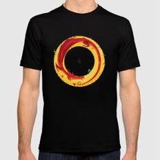 Hobbit MEDIUM Mens Fitted Tee Black