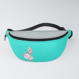 Lotus Flower Fanny Pack