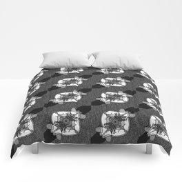 Denim Doodles & Bits Comforters