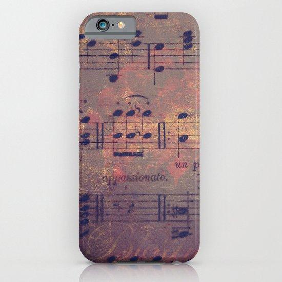 Notes I Keep iPhone & iPod Case