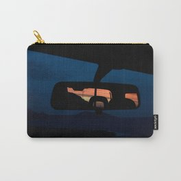 Twilight on the road Carry-All Pouch