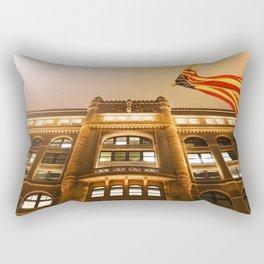 The Rookery Rectangular Pillow