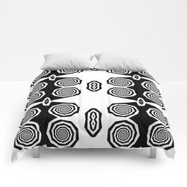 Owl Eye Comforters