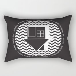 NBHD Wiped Out! Rectangular Pillow