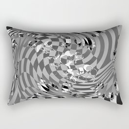 Orders of simplicity series: Patterns in nature Rectangular Pillow