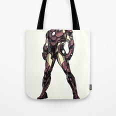 Iron Man - Colored Sketch Tote Bag