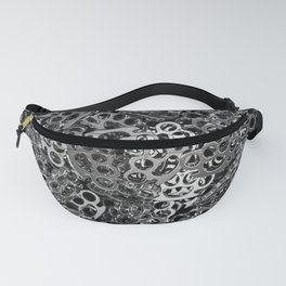 Knuckle dusters Fanny Pack