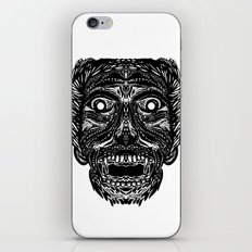 Dracula iPhone & iPod Skin