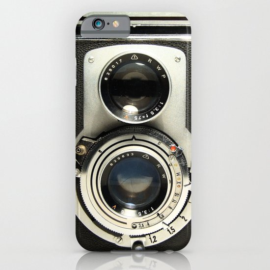 Vintage Camera iPhone & iPod Case