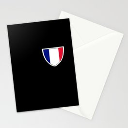 France breast pocket French home gift Stationery Cards