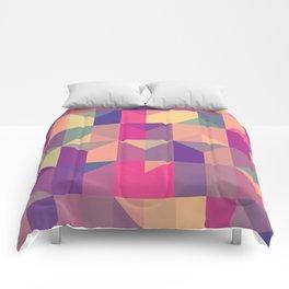 Turn The Beat Around Comforters