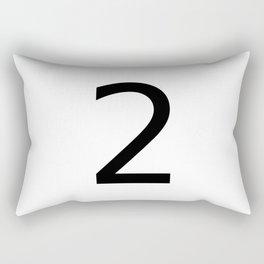 2 - Two Rectangular Pillow