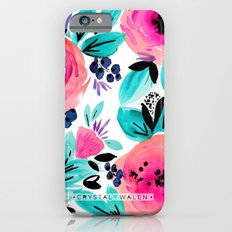 Savannah Flower iPhone 6 Slim Case