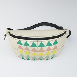 disguise forest || early summer Fanny Pack