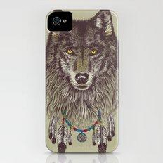 Wind Catcher Wolf Slim Case iPhone (4, 4s)