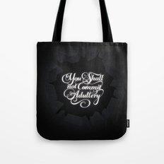 The Seventh Commandment Tote Bag