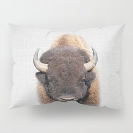 Buffalo - Colorful Pillow Sham