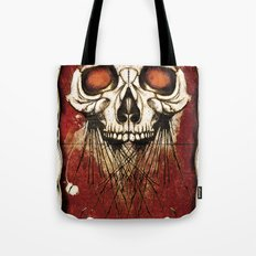 Skullprint Tote Bag