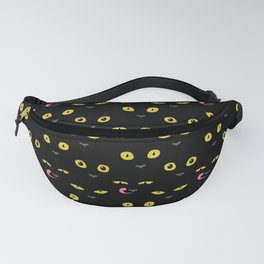 It's a day. Just too many black cats Fanny Pack