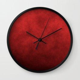 Donated Kidney Pink Haunted Hospital Fog Wall Clock