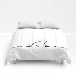Shark Fin Comforters