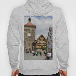 Rothenburg ob der Tauber Impression Hoody