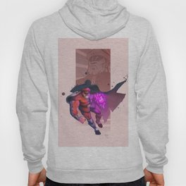 Mr Bison Hoody