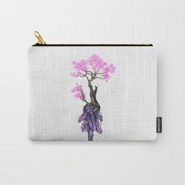 Cherry Crystals Carry-All Pouch