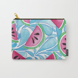 Watery Watermelon Carry-All Pouch