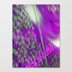 The Jigsaw Puzzler Canvas Print