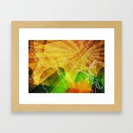 Hibernuh Framed Art Print