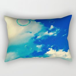 Happiness Photography Rectangular Pillow