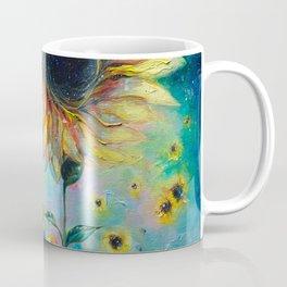 Supermassive Sunflowers Coffee Mug