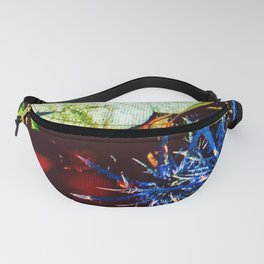 Natures Wildflower Fanny Pack