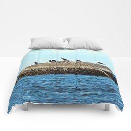 Sea Perch Comforters