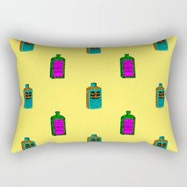 Retro Pattern med. Rectangular Pillow