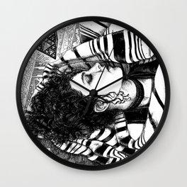 asc 726 - Le rêve berbère (Desert fever) Wall Clock