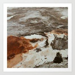 Wyoming/Mars Art Print