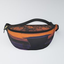 Tower 16 Sunset Fanny Pack