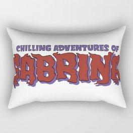 Chilling Adventures Of Sabrina Rectangular Pillow