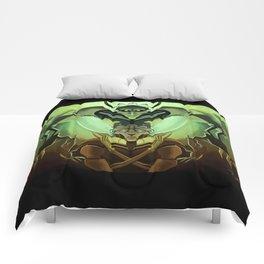 Creepy DiMA Comforters