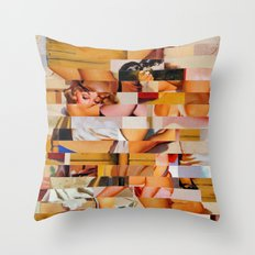 Yo Mama's a Real Estate Agent (Provenance Series) Throw Pillow