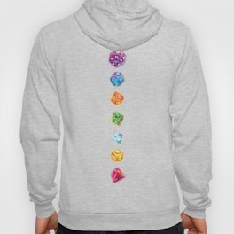 Dungeon Master Dice Hoody