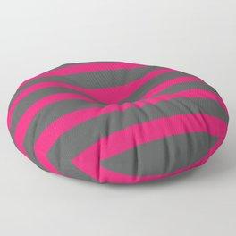 Pink Fuchsia Floor Pillow