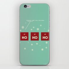 Ho Ho Ho, Holmium iPhone & iPod Skin