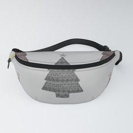 ornamental! red Fanny Pack
