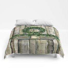 Winter Barn Comforters