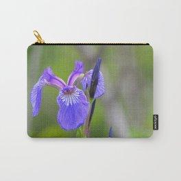 Wild Iris - Alaska Carry-All Pouch